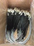 外枠が付いている自動制御ケーブルおよびブレーキのための端付属品