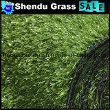Dubbel Steunend Duurzaam Synthetisch Gras 20mm voor Balkon