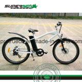 金融業者のためのプラスチックフェンダーが付いている電気自転車