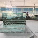 4mmの超明確なガラスまたはフロートガラス明確な