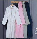 ホテルのワッフルの浴衣、良質のエジプト綿