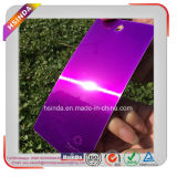 Rivestimento trasparente viola della polvere dell'alta caramella luminosa lucida