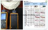 Cable al aire libre del audio del conector de cable de la comunicación de cable de datos del cable del alambre +Pejacket/Computer de Ftpcat6 +1.3steel