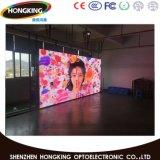 La publicité du mur polychrome élevé de vidéo de la définition P6 DEL d'écran
