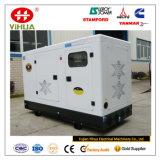 Shangchaiエンジンによって72.5-900kVA/58-720kwは使用されたディーゼル発電機セットが家へ帰る