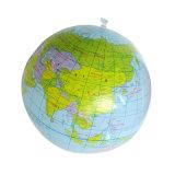 [50كم] قطر [بفك] أو [تبو] قابل للنفخ [لد] كرة أرضيّة لأنّ ترقية أو حادث