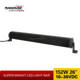 Einzelnes Row Combo Beam LED Light Bar für Offroad