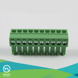 PCB van uitstekende kwaliteit van de Hoogte van 3.5mm zetten het EindBlok van de Schroef op