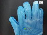 Guanti antistatici dei guanti ESD dei nuovi di disegno guanti del locale senza polvere