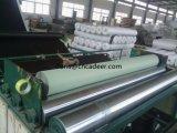 ASTM 두 배 옆 매끄러운 PVC Geomembrane는 강선을 숙고한다