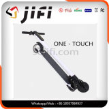 Самокат удобоподвижности Jifi электрический, портативный электрический самокат пинком с светом СИД