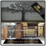 Schieben des Aluminiumgarten-Hauptleitungs-Entwurfs