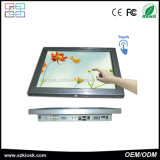 Ordinateur à écran tactile de 12,1 pouces, OEM / ODM PC tout en un