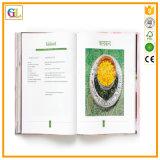 Kundenspezifisches Ausgabe-Kochbuch, Zeitschriften-Drucken