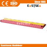 De oranje & Gele Buil van de Kabel van 2 Kanaal van Pu Plastic