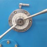 10mm 4000mm 가득 차있는 강철 용접 구조 유압 깎는 기계