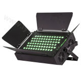 Estágio DMX 72X3w High Power White Studio Lighting