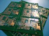 PCB do controlador HDI 6 Layer empilhadas e ignorada por via de administração