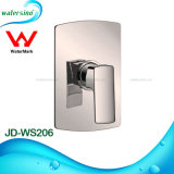Jd-Ws206壁に取り付けられたシャワーのミキサーの透かしの承認の真鍮の蛇口