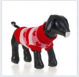 l'animale domestico di modo copre il maglione del cane del cappotto (KH0029)