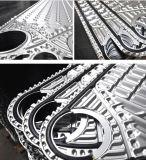 Alto cambiador de calor inoxidable de la placa de acero de Laval M3 de la alfa de la reputación con precio de fábrica
