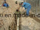 섬유유리 모래 관 또는 관