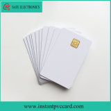 Cartão em branco do PVC da microplaqueta da impressão de tinta Sle4428