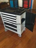 Новая горячая вагонетка инструмента надувательства, комплект инструмента шкафа 6 ящиков