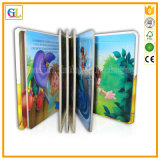 2017 Cheap Full Color Hardcover Paperboard Child Book Printing