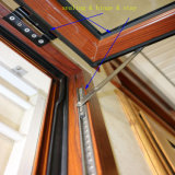 Haus-Fenster-Entwurfs-Foto-Aluminiumlegierung-Luftschlitz-Fenster