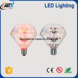 Bombilla estrellada de bulbo de la venta caliente LED para la venta