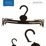 Mini schwarze preiswerte Plastikunterwäsche-Aufhängungen kundenspezifisch