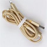 Cable de datos de carga rápido multi del cargador del USB para los accesorios móviles