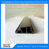 Tiras de barreira térmica de poliamida para janelas, portas e fachadas de alumínio