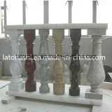 Outdoor Style élégant Customized Granite & Marble Stair Baluster & Handrails