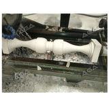 Pilares dobles del CNC que perfilan la cortadora de la columna (SYF1800)