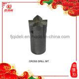 1,5 pouces Cross Bit pour perforatrice de roches de travailler