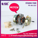 Ventilador elétrico branco do carrinho da circulação de ar do suporte de China (FS-40-337)