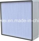 Filtro absoluto industrial de la eficacia alta HEPA de los filtros de aire