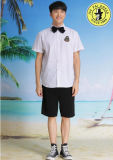 School Uniform White Shirts Cheap/école Polos conception uniforme