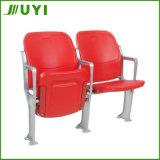 Estadio plegable para sillas de plástico sillas con asientos del estadio de aluminio Apoyabrazos BLM-4651