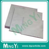 Placa de aço carbonizada personalizada com ferramenta de carboneto