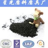 Support de filtre à eau Anthracite granulaire de traitement avec prix d'usine