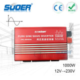 Suoer 새로운 세대 확실한 사인 파동 변환장치 1000W 220V 230V 태양 에너지 변환장치 (FPC-H1000A)