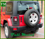 Protezione d'angolo posteriore di armatura per il Wrangler Jk della jeep