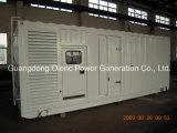 Cummins 1000kVA KTA38 Контейнерный генератор для продаж в Филиппинах