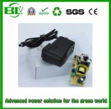 Adaptateur intelligent d'AC/DC personnalisé par qualité pour la batterie au sujet du chargeur de la batterie 4.2V2a