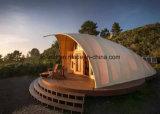 Шатер дома европейского шатра праздника живя деревянный для медового месяца