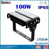 중국 제조자 400W 300W 200W 150W 100W 50W 백색 알루미늄 Houisng 바디 옥외 LED 플러드 빛