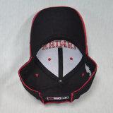 習慣の帽子を競争させる連続した帽子の綿によって刺繍される野球帽